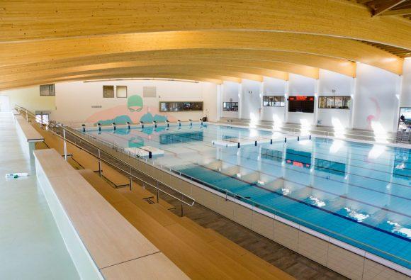 Svømmebasseng S&R Olympia, Brugge, Belgie, Zwembad S&R Olympia