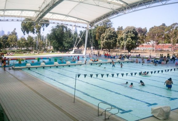 hubboden, MSAC Melbourne Australia, Melbourne sport aquatic centre